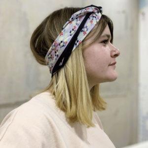 comment porter un foulard façon turban